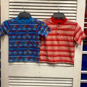 Boys Tee Set size 5